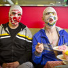 RUBBERBANDITS TAKE ON DANNY DYER