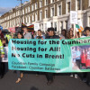 Brent Council restores Counihan family's housing benefit