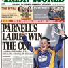In the Irish World 15 December – triumph for Parnell's Ladies