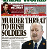 January 12 edition of the Irish World