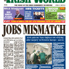 In the May 25 Irish World