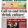 In the June 8 Irish World