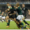 IRELAND VS SPRINGBOKS