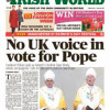 In the March 2 Irish World