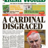 In the March 9 issue of the Irish World