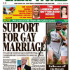 the Irish World April 20