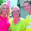Sisters' bash for hospital that's helping their mum