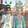 'Irish myths and legends' theme for Birmingham parade