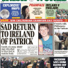 In this week's February 15 Irish World (Issue 1402)