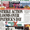 In this week's March 1 edition of the Irish World (Issue 1404)
