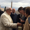 Pope meets with Philomena Lee