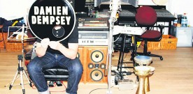 Damien Dempsey makes a big splash