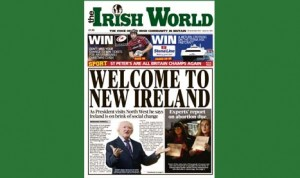 November 24 Irish World on sale now