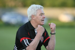 Tir Chonaill Gaels' director of football Paddy Carr