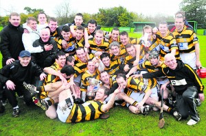 Fullen Gaels earned another crack at the All Ireland by making it three in a row in the All Britain championship
