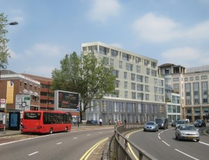How the new Irish Cultural Centre in Hammersmith will eventually look