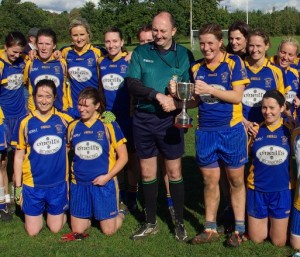 After losing in the semi-finals last year Parnells Ladies will be determined to go the extra step and reach the final