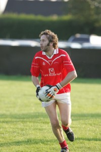 Chris O'Dowd - Garryowen