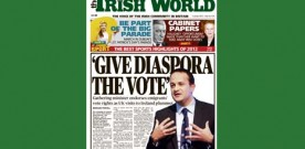 the Irish World January 5 edition