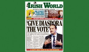 Irish World 5 January 2013 (Issue 1345)