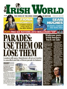 the Irish World February 2