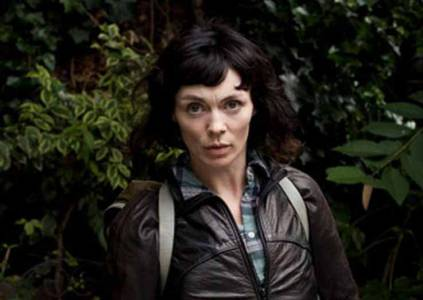 Fiona as Jessica in C4's Utopia