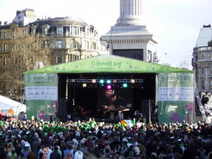 St. Patrick's Day Trafalgar Square concerts are no more