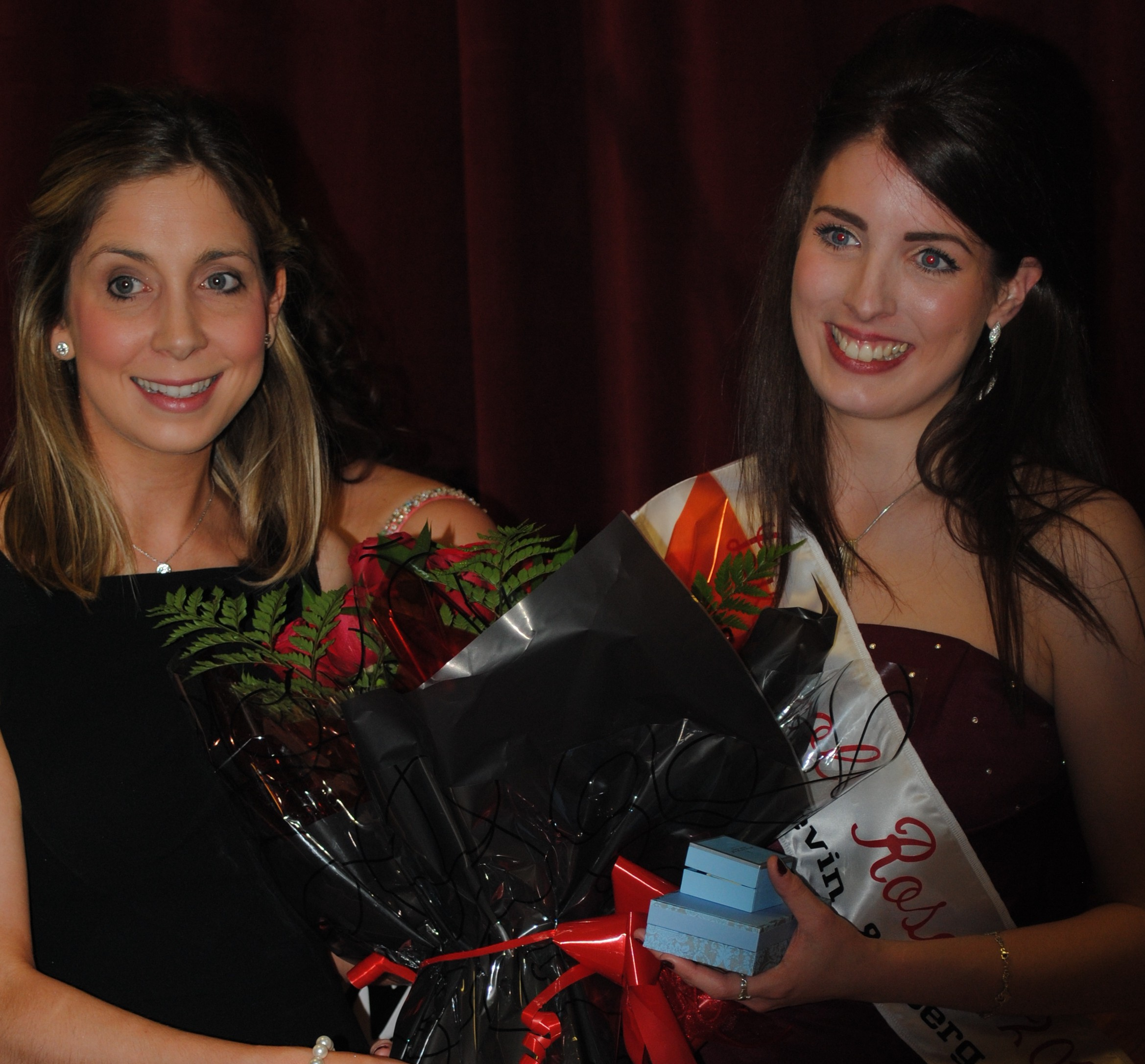 Liverpool Rose crowned