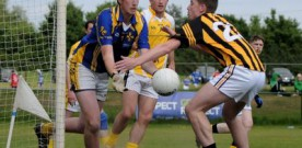 Champs show their mettle
