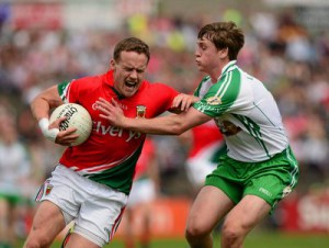 Mayo v London - Connacht GAA Football Senior Championship Final