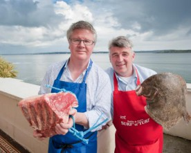 'Surf up' for Kinsale gourmet festival