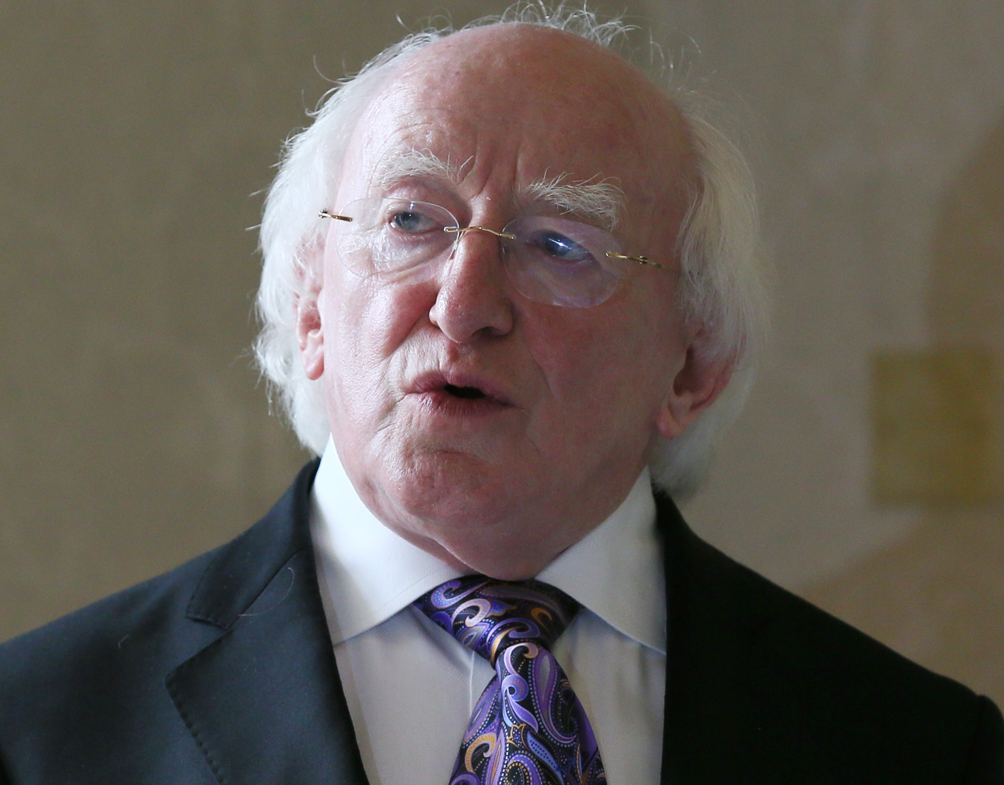 Higgins calls for suicide rate investigation