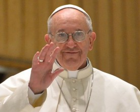 "Church is to show ""more love, less dogma"" says Pope Francis"