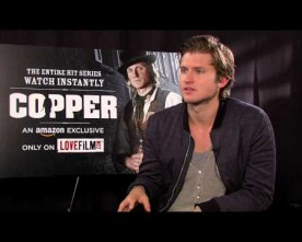 Tom Weston-Jones talks Copper