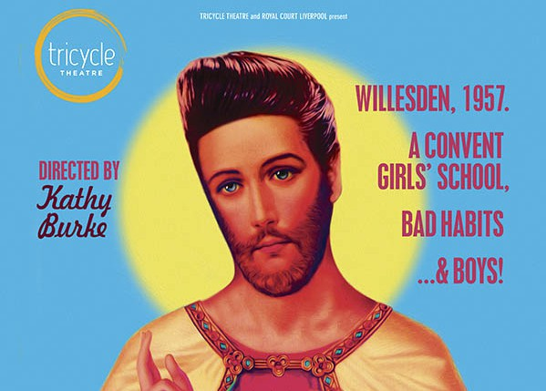 WIN Tickets to see 'Once A Catholic' at Kilburn's Tricycle Theatre!