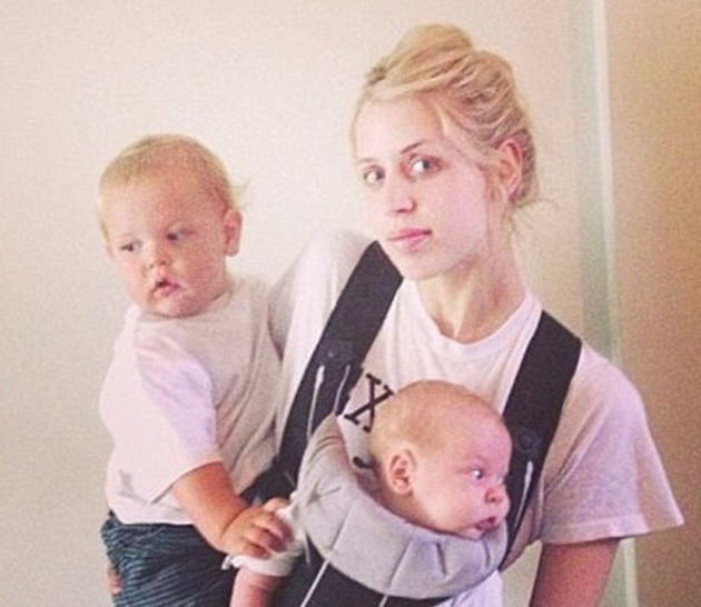 Geldof opens up on her 'traumatic pregnancies'
