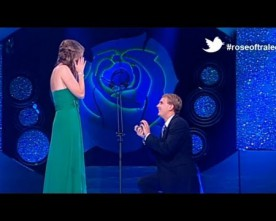 Rose of Tralee proposal