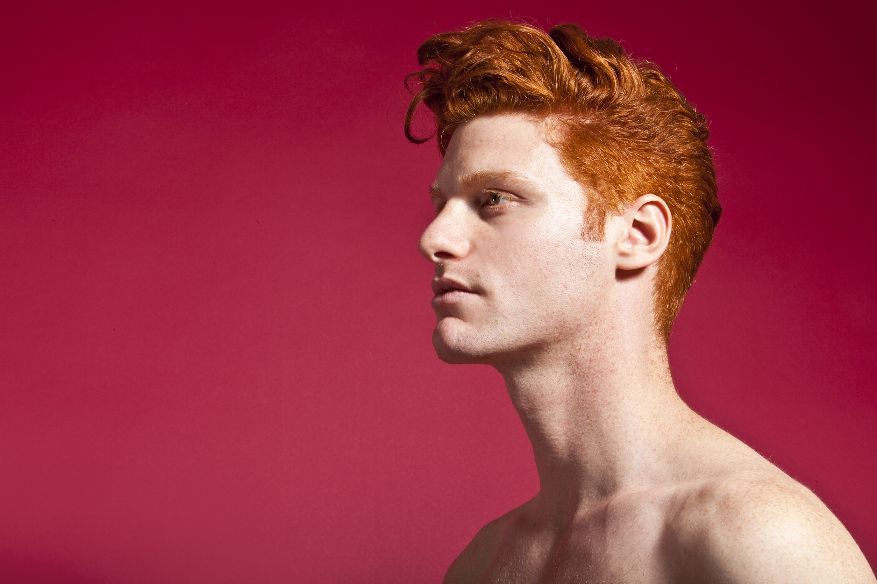 gay redhead stories