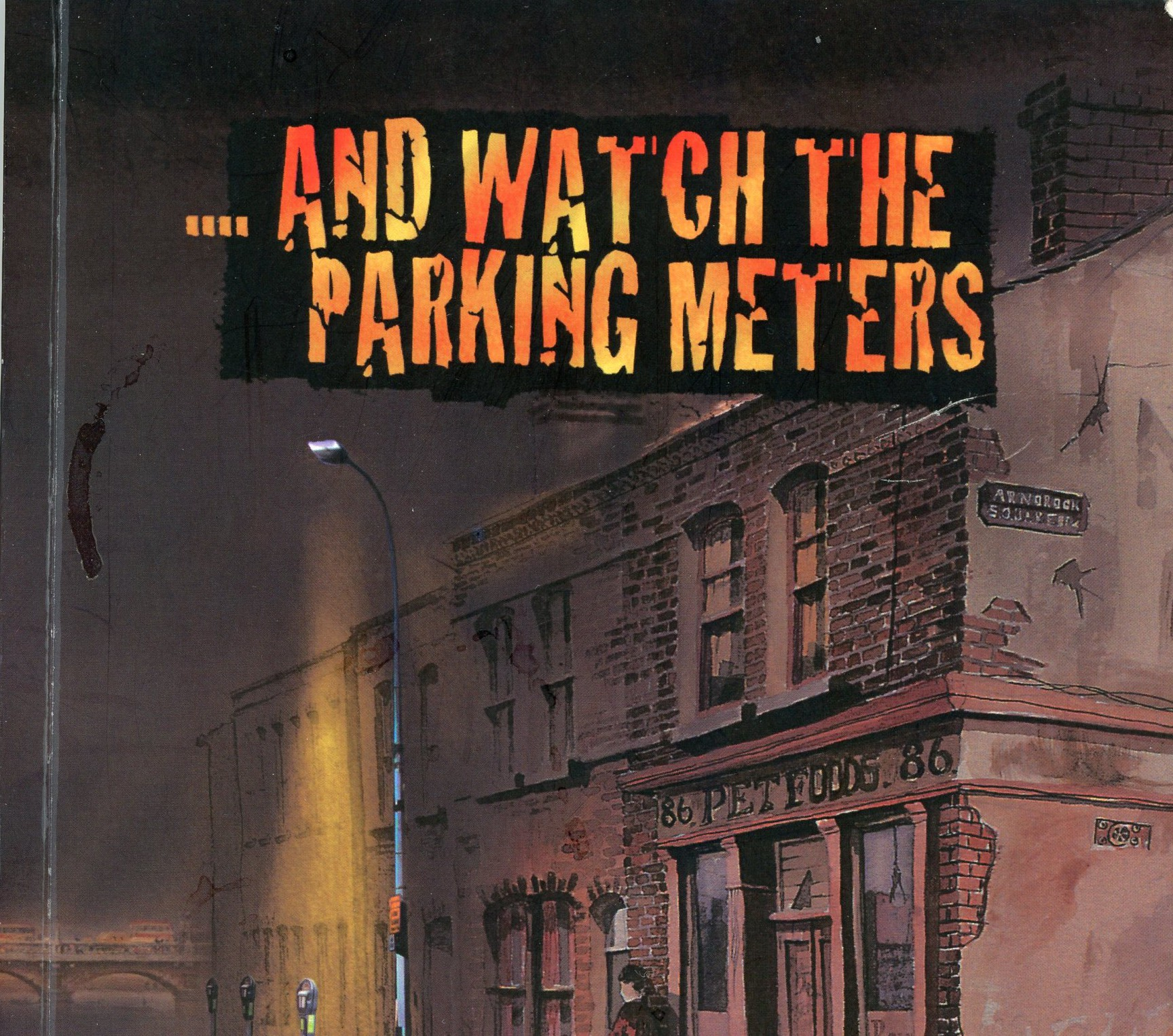 BOOK REVIEW: And Watch The Parking Meters