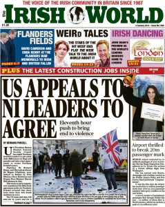 January 4 (2014) Irish World