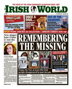 Irish World December 7 2013
