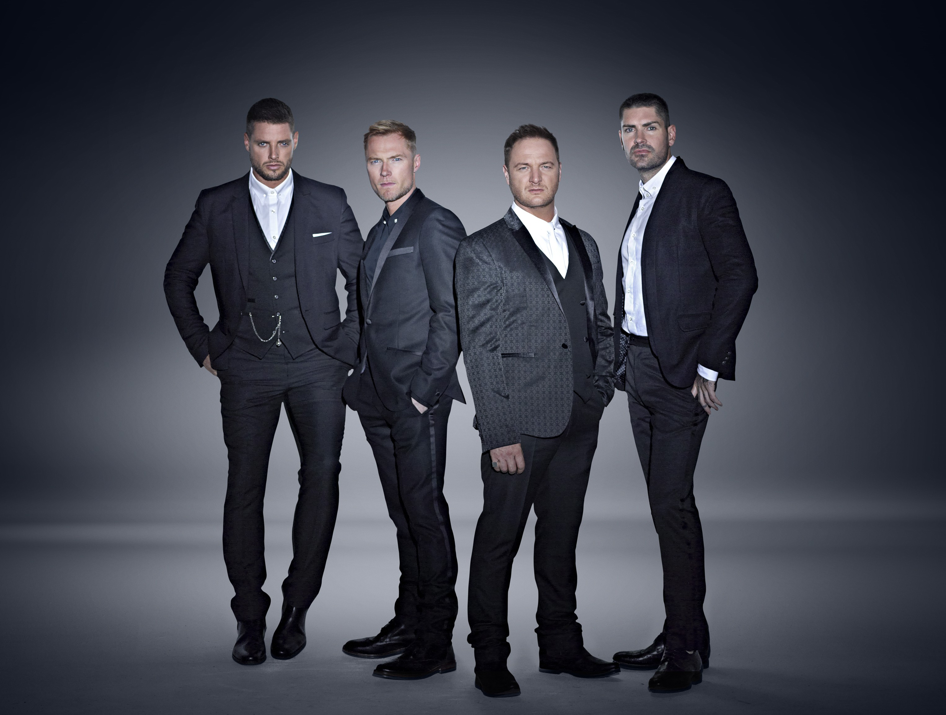 Boyzone to 'Light up the Night' at Epsom