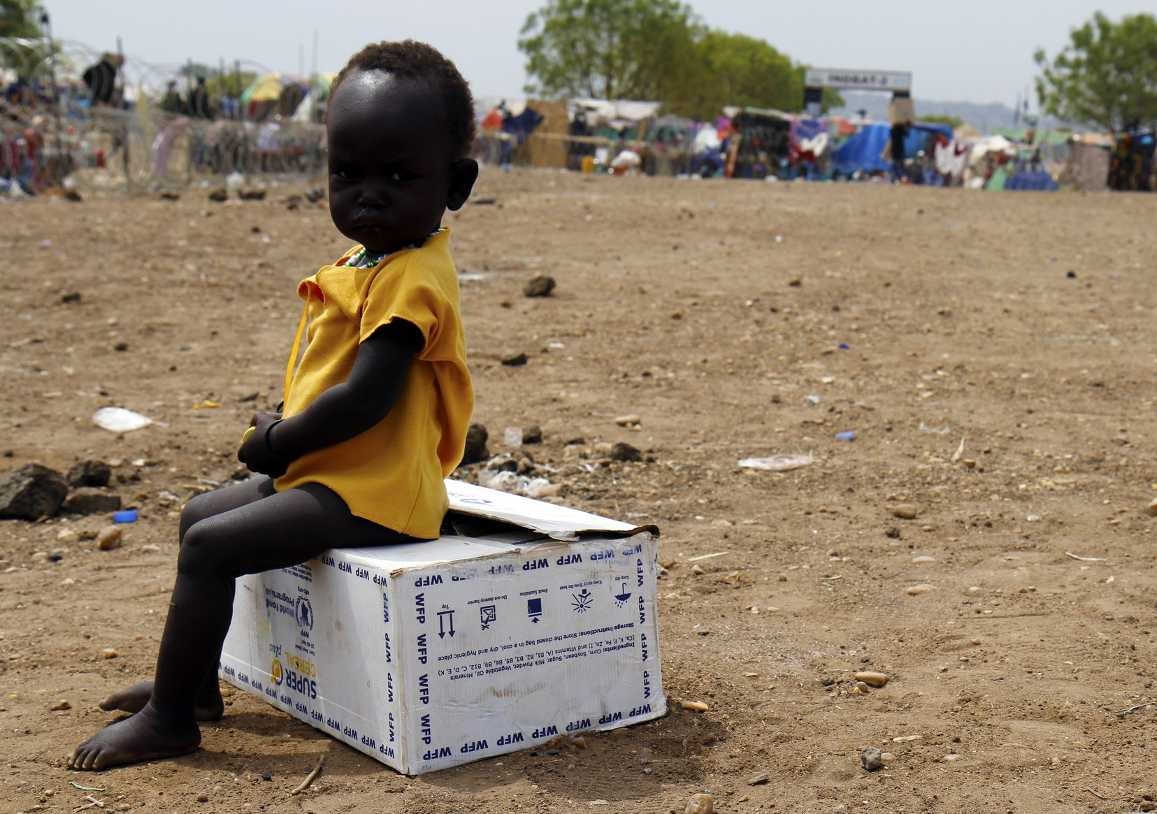Concern's work with refugees in South Sudan and Syria