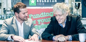 Geldof to inspire entrepreneurs at masterclass