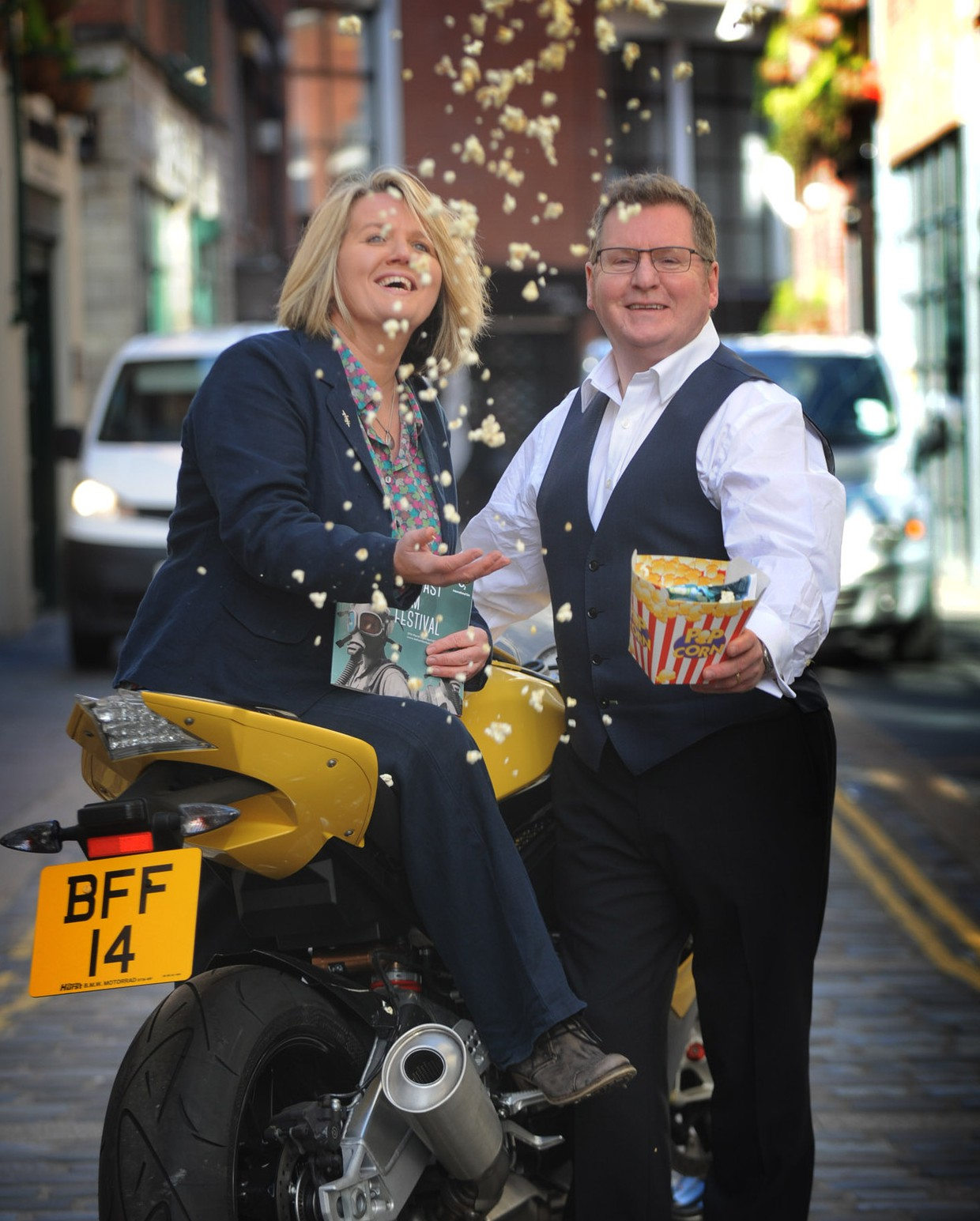 Launch of Belfast Film Festival