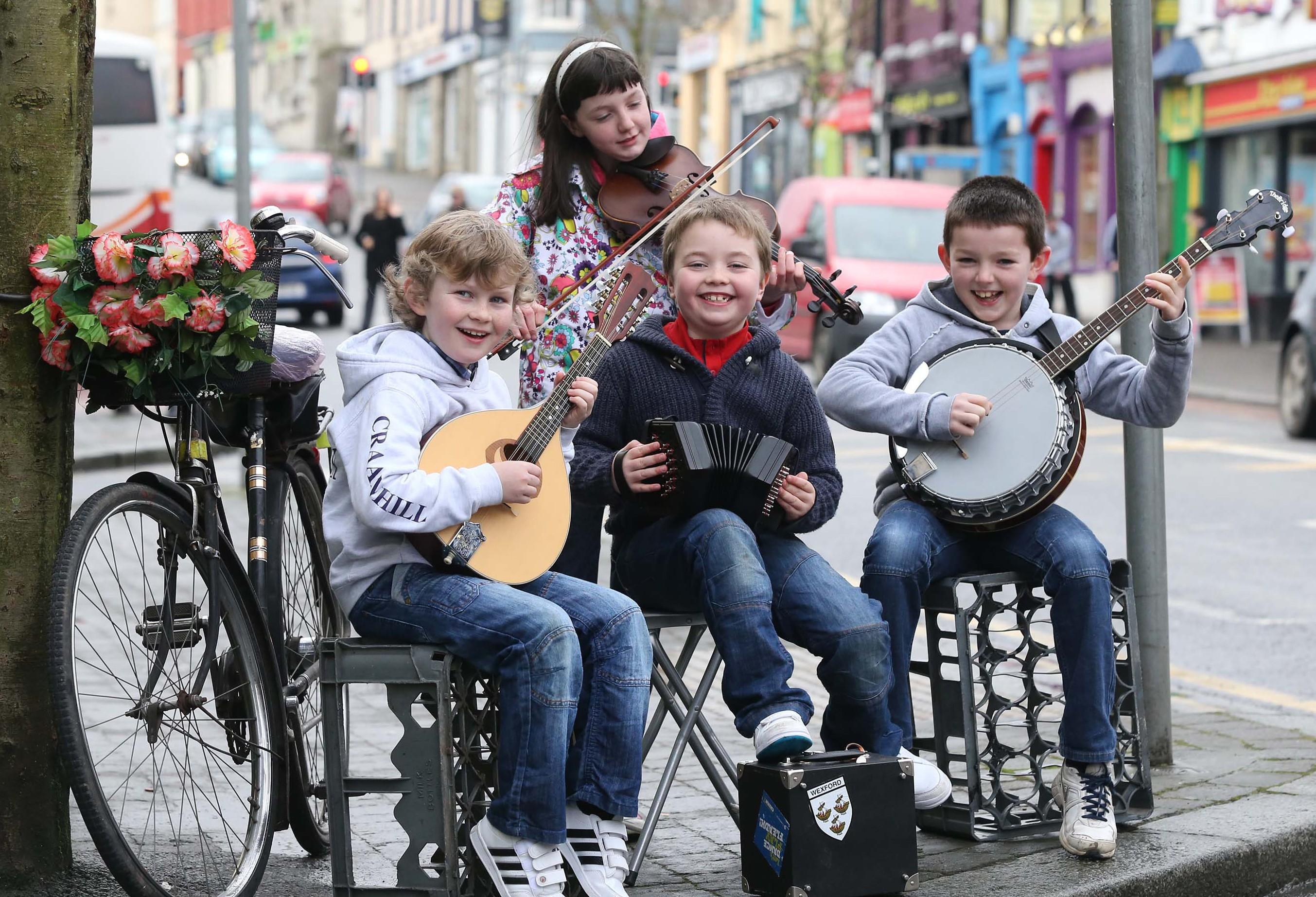 Wexford gears up for second 'Cuisle Cheoil' trad fest