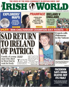 Irish World February 15 (Issue 1402)