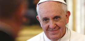 "Pope tells new cardinals to avoid ""gossip"""
