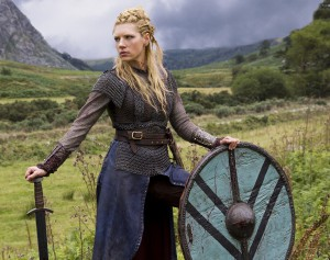 Lagertha goes her own way after Ragnar's betrayal
