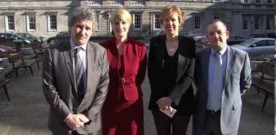 Irish politicians support 'St Pat's For All'